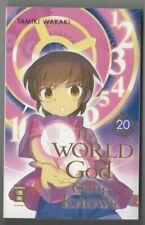 + + The World God Only Knows 20 manga (Tamiki Wakaki) TOP! + +