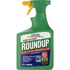 Roundup Spray Fast Action Ready to Use 1.0L
