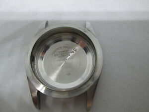 ROLEX 16014 CASE AND BACKCASE