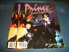 PRINCE Inside the Purple Reign Jon Bream Color Photos Inside 1st Edition 1984 PB