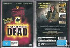 MAMA ALWAYS SAID NEVER PLAY WITH THE DEAD GREAT NEW DVD