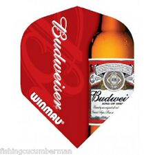 BUDWEISER BOTTLE DESIGN DART FLIGHTS