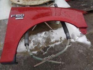 Passenger Fender Front Heritage Fits 01-04 FORD F150 PICKUP 179395