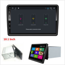"10.1"" Android 8.1 Octa Core 2 DIN GPS Navi Car Stereo Radio CD DVD Bluetooth GPS"