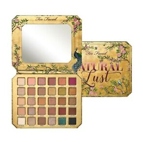 Too Faced Natural Lust Naturally Sexy Eyeshadow Palette BNIB 100% Authentic