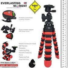 Large Heavy Duty Octopus Flexible Gorilla Tripod SJ4000 Sports Cam GoPro Adapter