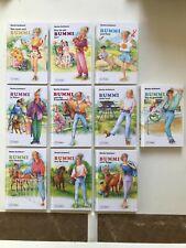 Bummi Bücher, Martha Schlinkert, Kinderbücher, Fischer Verlag, 10 Bände, 90er