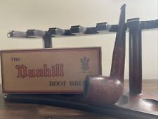 1937 Dunhill Root Briar Pipe complete with BOX and Original Inner Tube