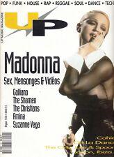 Up Music Magazine 20 11/1992 Madonna    20/2414