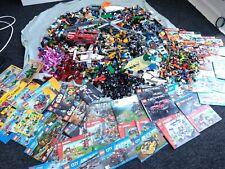 Lego Massive Bundle/Job Lot with Mini Figures and Instructions