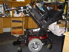 2012 Pride Mobility Quantum 600 XL power chair with tilt electric wheel chair