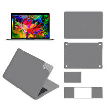 Full Front Bottom Guard Protector Protector Case Cover For Mac-book Pro Air 13in