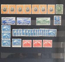 Timbres ancien Republique D'Haïti / Stamps