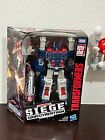 Transformers Siege War for Cybertron Ultra Magnus New Sealed
