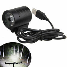 CREE 1200LM XM-L L2 T6 USB LED Headlamp Headlight Bicycle Bike Light 4Modes IP65