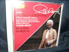 Verdi-Un ballo in maschera (estratti/highlights/extraits) - Domingo/Creda