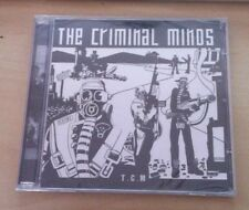 The Criminal Minds ‎TCM 2 CD - NEW SEALED Hip Hop Britcore Blade Hijack Dope Inc