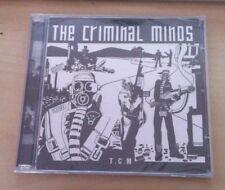 The Criminal Minds TCM 2 CD - NEW SEALED Hip Hop Britcore Blade Hijack Dope Inc