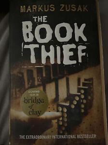 The Book Thief by Markus Zusak (2007, Trade Paperback) BRAND NEW