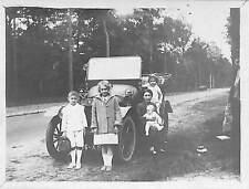 "PHOTO "" AUTOMOBILE LORRAINE-DIETRICH ? "" 1924"
