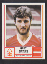 Panini-football 81-nº 256 gary Birtles-nottingham forest