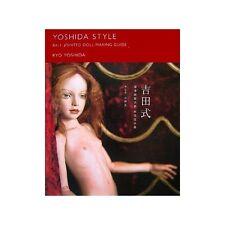 Ryo Yoshida Ball Jointed Doll Making Guide Book Yoshida Style Japan New