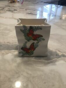 Beautiful Butterfly Themed Ceramic Small Gift Bag