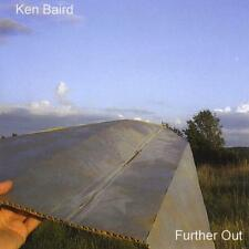 KEN BAIRD ( MONARCH TRAIL) - FURTHER OUT SEALED CD CROSSOVER PROG