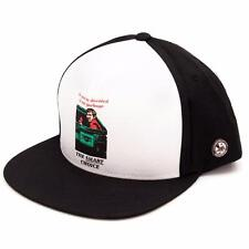 Vans Off The Wall x Anti Hero Eat Garbage 100% Cotton Snapback Hat Cap New NWT
