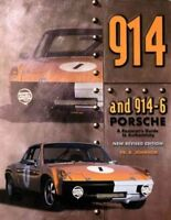 914 & 914-6 Porsche : A Restorer's Guide to Authenticity, Paperback by Johnso...