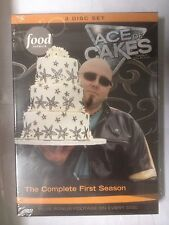 Ace Of Cakes: The Complete First Season 1 One - 3 DVD Set - Duff Goldman New