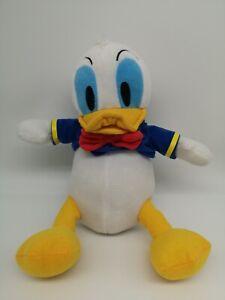 Donald Duck Plüschfigur 30cm Walt Disney Stofftier Vintage