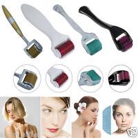 540 /192 / 1080 Micro Needle Titanium Skin Derma Roller Therapy Anti-aging Scars