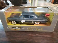 American Muscle Memories 1958 Chevy Impala 1/18 Scale Model Car