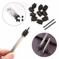 "13pc 3/8"" Double Sided Rotary Spot Weld Cutter Remover Drill Bits Cut Welds Kit"