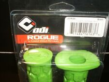 ODI Rogue Single Ply 3/4 Flange 125mm Grips. MTB, SCOOTER , BMX. NEW IN PACKET