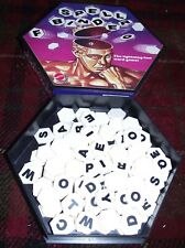SUPERB MATTEL SPELL BINDER THE LIGHTNING FAST WORD GAME UNPLAYED CONTENTS MINT