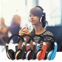 Bluetooth Headset Wireless Headphones Super Bass Earphones For iPhone Samsung