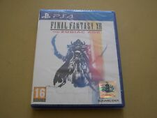 Final Fantasy XII The Zodiac Age PS4 **New & Sealed**