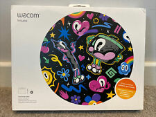 Wacom Intuos Medium CTL-6100 Black Tablet Bluetooth CTL-6100WLK-N Medium M