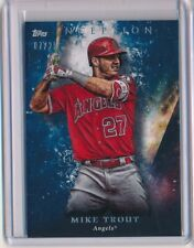 Mike Trout 2018 Topps Inception 07/25