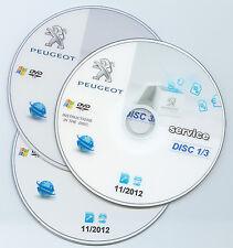 peugeot service box 11/2012 workshop service manual multilanguage tis+epc+wds