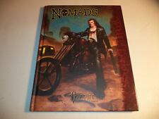 NOMADS White Wolf RPG Vampire the Requiem Roleplaying Sourcebook WW25101 HC VG!!