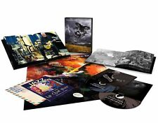 David Gilmour  Rattle That Lock deluxe sealed thick box with cd/dvd + more stuff
