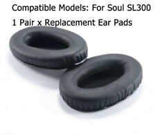 Replacement Ear Pads Cushions for SOUL by Ludacris SL300 Headphones