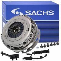 Kupplungssatz SACHS AUDI A4 (8K2, B8) 2.0 TDI KW 105 HP 143