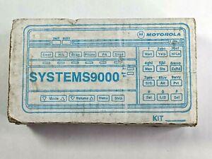 Motorola Astro Spectra Control Head - Systems 9000 - HCN1045A-1