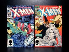 COMICS: Uncanny X-Men #190-191 (1985), 1st Nimrod app - RARE