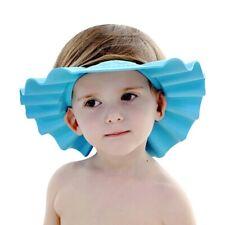 Baby Kid Child Infant Bath Shower Wash Hair Protection Care Adjustable Cap Hat