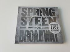 Bruce  Springsteen   .. Springsteen on Broadway  ... New Sealed  ..2CD